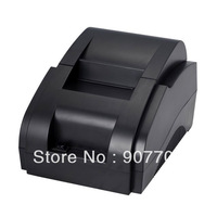 New mini 58mm thermal receipt printer ticket pos 58 USB,working fine,High life expectancy,high rates,Wholesale and retail