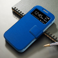 For samsung note2 protective case n7100 phone case leather case protective case