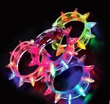 wholesale flashing light ring
