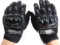 Free Shipping Hot Sales New Full Finger Knight Motorbike Gloves Motorcycle Bicycle Cycling Racing Guantes