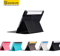 For Apple iPad Mini Retina Baseus Nappa Series Smart Sleep And Wake Up Function Stand Flip Cover Leather Case Free Shipping
