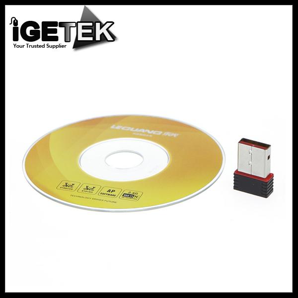 2013 New USB Mini WiFi Wireless Adapter WI-FI Network Card 802.11n 150M Networking WI FI Adapter 2Pcs/lot Wholesale(China (Mainland))