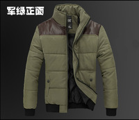 2013 wadded supreme sweatshirts coat for men cotton clothes