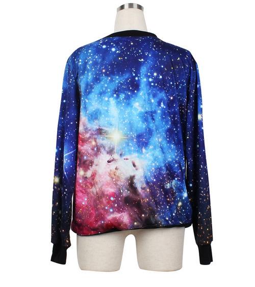 Купить Одежду С Принтом Космос