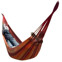 2014 Time-limited Promotion Hammock Double Hanging Chair Kitchen Knives Single Color Outdoor Thickening Canvas Hammock Lashing 2