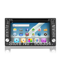 6.2 inch HYUNDAI Matrix 2001-2010  Car GPS DVD Android 4.1 and Capative Screen  Support 1080 P
