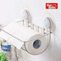 Gerber suction cup towel rack bathroom shelf dining table jumbo roll paper towel holder