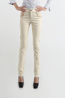 Bergdorf pants corduroy pants pencil pants skinny legging pants