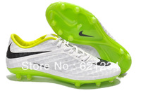 Wholesale Free Shipping 2013 New nik FG super-A1: 1 white Soccer Cleats Cheap indoor soccer shoes