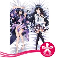 Free Shipping! dakimakura pillow case pillow coverYahari Ore no Seishun Love Come wa Machigatteiru y02