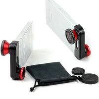 Объектив для мобильных телефонов Angel Luo's Store 180 iPhone4 4S 5