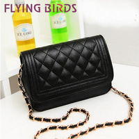 FLYING BIRDS! new arrive chain shoulder bag handbag female bag diagonal women pouch   LS1189