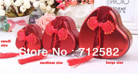 handmade wedding candy box wedding favors candy boxes wedding favors and gifts large size Chinese style with elegant tassel
