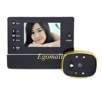 3.0 inch Doorbell 3X Digital Zoom Wired Video Camera 120 Degree Night Vision Video Door Phone