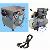 Hot sale refurbished machine separator for iphone with UV lamp dryer and UV glue