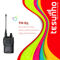 TESUNHO TH-G5 long range powerful professional Compact and Durable Two-Way radios walkie talkies