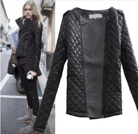 Free shipping ! Wholesale! The new fashion women's jacket/cotton-padded clothes/cultivate one's morality personality-02