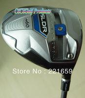 2014 New Hot Clubs men.s FADE DRAW SLDR 460 golf driver 10.5'or'9.5 loft Regular Graphite/shaft R/SWith head coversFree shipping