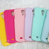 Excellent PC Plastic Hard Cover Case for Samsung Galaxy S4 S IV i9500 +11 Colors, DHL Free Shipping (SX212)