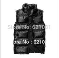 HOT Sale! Free Shipping Top Quality  Hoody Men Vests Brand Vest Men Jacket  Fashion Casual Waistcoat Sleeveless SizeM-2XL