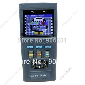 "!!2.8"" Monitor CCTV Video Audio Surveillance PTZ Camera Tester Output 12V 1A ..."