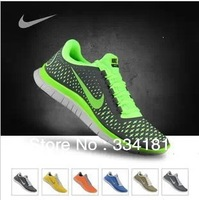 2013 newest hot men free running 3.0V4 running shoes, high quality men's sports shoes, wholesale and drop shipping