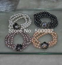 popular cultured pearl bracelet