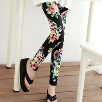 Sexy Free shipping  lady's show thin leggings for women autumn elastic legging  wholesale price K625