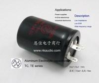 Nkaudio tube amplifier electrolytic jj 50 50uf 500v