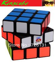 New YJ-Moyu  ChiLong 3x3x3 Magic Cube 3x3 (56mm) Black