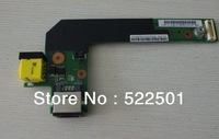 Original new  for IBM Lenovo Thinkpad Edge E420 E425 E520 E525 DC-in sub Jack LAN board card 04W1867 04W2083 free shipping