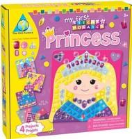 Handmade diy little princess 63641 mosaic puzzle toy