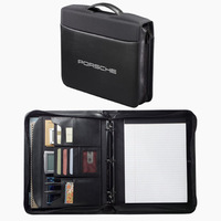 Commercial laptop bag multifunctional notepad 9400 - 77  for ipad   . tape zipper