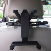1PCS Free Ship Car Seat Headrest Mount Holder for ipad 2 /3/4/ for mini/  tablet pc Car Bracket for GPS / DVD / MID Stand Mount
