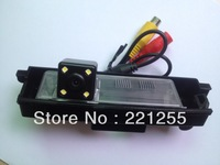 chery Tiggo 2009-2011, Hd 170 - degree Angle ccd+led car Waterproof camera Free shipping
