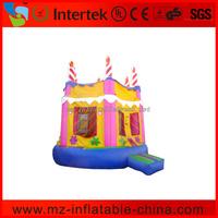 13 ft funny happy birthday bounce house