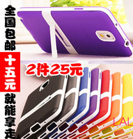 Galaxy  for SAMSUNG   note3 protective case phone n9000 n9006 silica gel sets n9008 mobile phone holder