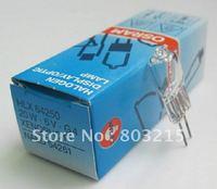 1 piece osram 64250 20w 6v g4 jc halogen lamp for projector microscopes bulb 6v20w g4 free shipping