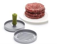 Hamburger Presses Makers Meat Patty Patties Shaper Mold Maker Metal Machine Grill