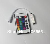 24 key ir remote mini rgb led controller 12v