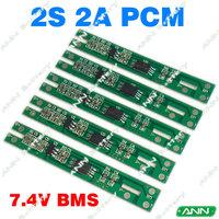 2S 2A PCM  used for 7.4V  Li-ion Battery Pack
