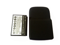 Hot sale 2800mah replacement extended battery for Blackberry 9800 5pcs free shipping