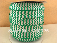 5Y6452 david ribbon free shipping 5/8 '' silver  elastic ribbon minimum order USD 6.00