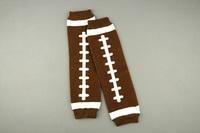 Retail+Free shipping fashion American football cotton  Lycra leg wamers,rugby leg guards,leg protectors children leggings