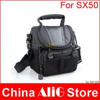 Camera Bag Case for SX500 SX50 SX40 SX30 SX20 G15 G1X G12 G11 Rebel T4i T3i T2i 650D 600D 550D 500D 1100D 60Da Accessories