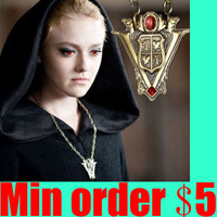 Hot Movie The Twilight Saga Volturi Family Vampire Punk Fashion Pendant Necklace