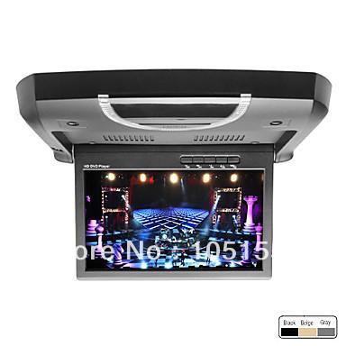 9 Inch Roof Mount Car DVD Player (FM, IR Transmitter, Game, SD, USB)(China (Mainland))