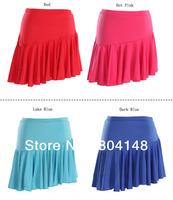 Latin Salsa Tango Cha Cha Dance Party Skirt 12 Colour