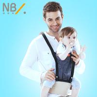 Baby hip seat Waist stool Walkers  baby hold waist belt baby carrier Hipseat Belt kids Infant hip Seat double-shoulder stool
