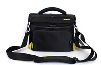 N-ikon DSLR bales SLR camera bag D3100 D3200 D90 D7000 D5100.gift (rain cover+belt)